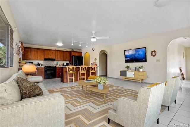 1330 Nanialii Street, Kailua, HI 96734 (MLS #202118600) :: LUVA Real Estate