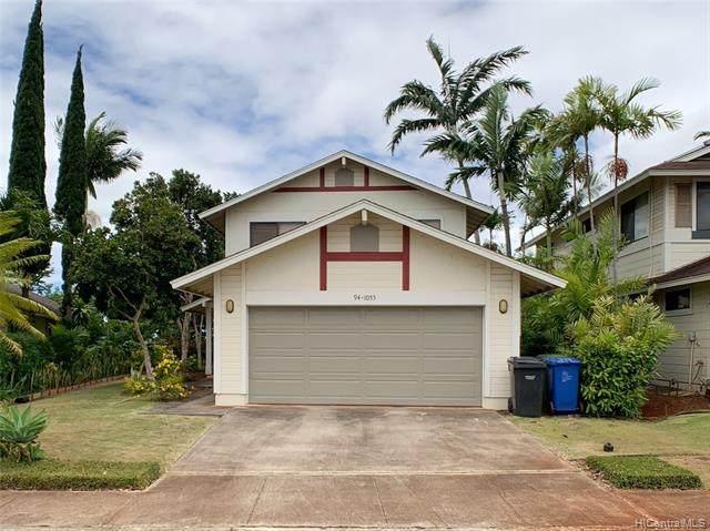 94-1055 Keahua Loop, Waipahu, HI 96797 (MLS #202118604) :: Island Life Homes