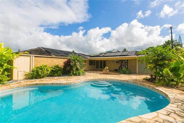 4611 Farmers Road, Honolulu, HI 96816 (MLS #202118616) :: LUVA Real Estate