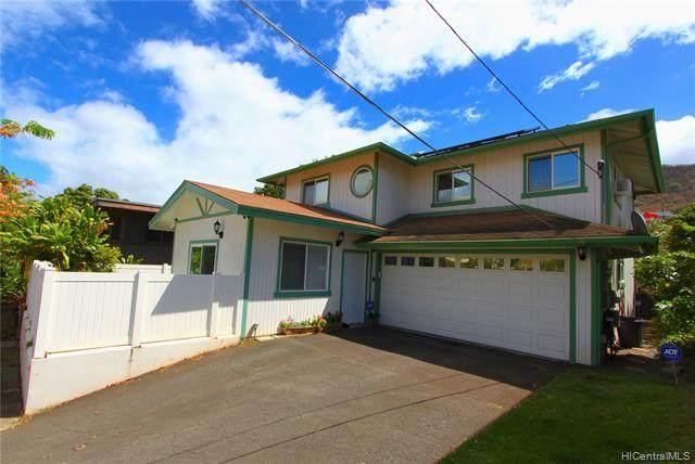614 Captain Cook Avenue #1, Honolulu, HI 96813 (MLS #202118698) :: LUVA Real Estate