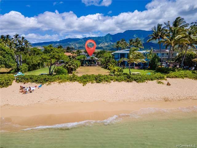 68-239 Crozier Loop, Waialua, HI 96791 (MLS #202118733) :: Team Lally