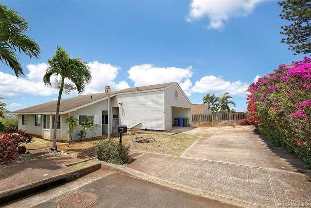 92-101 Kohea Way, Kapolei, HI 96707 (MLS #202118749) :: Keller Williams Honolulu