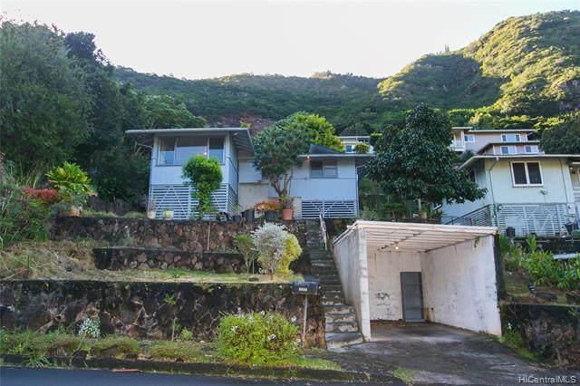 2339 Waiomao Road, Honolulu, HI 96816 (MLS #202118772) :: Keller Williams Honolulu