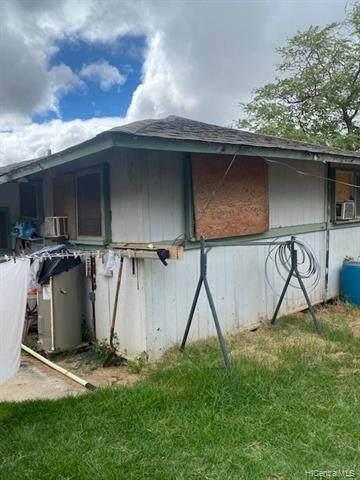 86-121 Puhawai Road, Waianae, HI 96792 (MLS #202118778) :: Weaver Hawaii | Keller Williams Honolulu