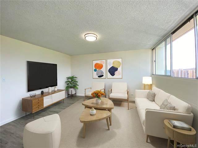 5180 Likini Street #1604, Honolulu, HI 96818 (MLS #202118782) :: LUVA Real Estate