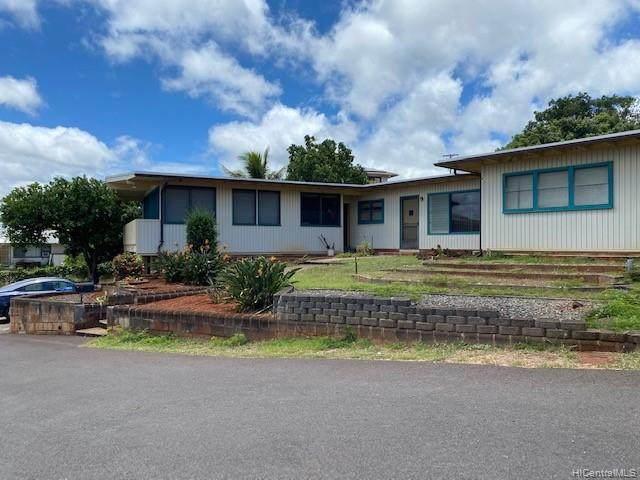 99-520 Mikioi Place, Aiea, HI 96701 (MLS #202118784) :: LUVA Real Estate