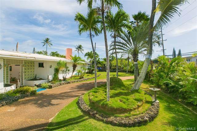 60 N Kalaheo Avenue, Kailua, HI 96734 (MLS #202118808) :: Corcoran Pacific Properties