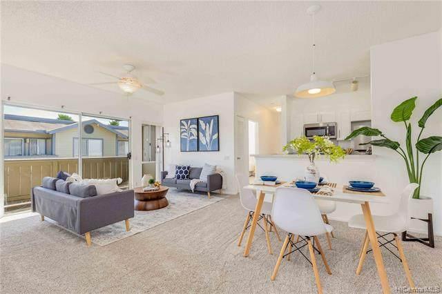 91-225 Hanapouli Circle 33I, Ewa Beach, HI 96706 (MLS #202118818) :: Island Life Homes