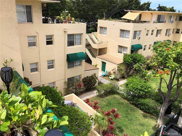 1868 Kahakai Drive #210, Honolulu, HI 96814 (MLS #202118862) :: Team Lally