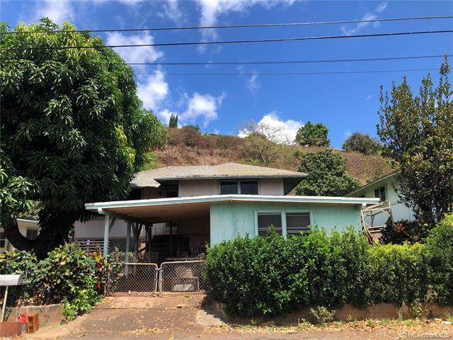 98-225 Hale Momi Place, Aiea, HI 96701 (MLS #202118888) :: Keller Williams Honolulu
