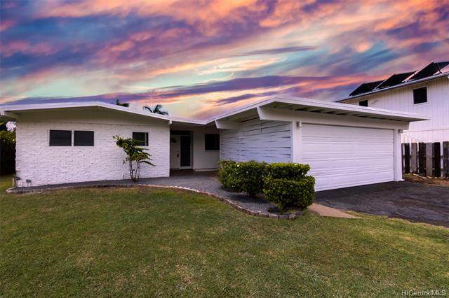 5561 Pia Street, Honolulu, HI 96821 (MLS #202118889) :: Island Life Homes