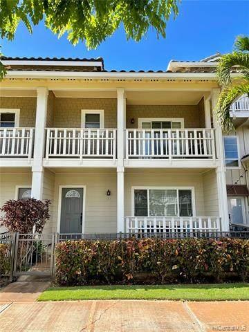 1120 Kakala Street #507, Kapolei, HI 96707 (MLS #202118897) :: Keller Williams Honolulu