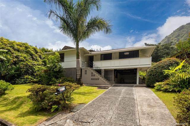 3505 Kahawalu Drive, Honolulu, HI 96817 (MLS #202118908) :: Weaver Hawaii | Keller Williams Honolulu