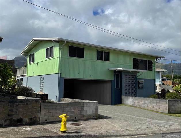 45-279 Puaae Road, Kaneohe, HI 96744 (MLS #202118912) :: Weaver Hawaii | Keller Williams Honolulu