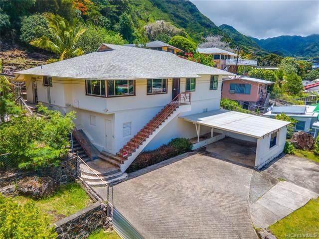 2074 Palolo Avenue, Honolulu, HI 96816 (MLS #202118929) :: Keller Williams Honolulu