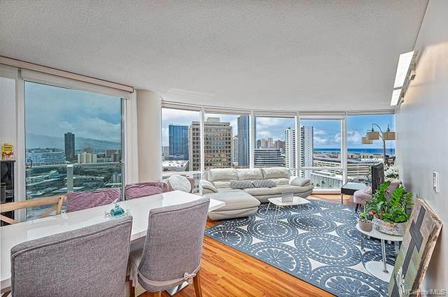 1288 Kapiolani Boulevard I-2203, Honolulu, HI 96814 (MLS #202118933) :: Hawai'i Life