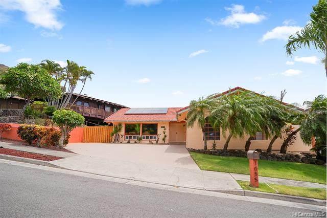 1055 Oilipuu Place, Honolulu, HI 96825 (MLS #202118964) :: LUVA Real Estate