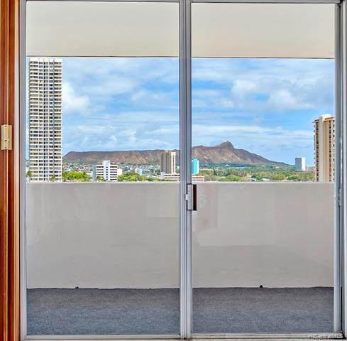 1025 Kalo Place #1202, Honolulu, HI 96826 (MLS #202118975) :: Team Lally
