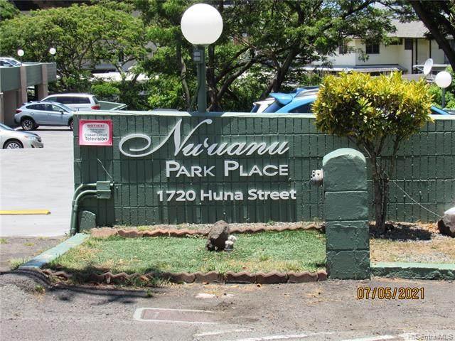 1720 Huna Street B113, Honolulu, HI 96817 (MLS #202118995) :: Compass
