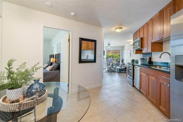 1031 Maunaihi Place #605, Honolulu, HI 96822 (MLS #202118997) :: Compass