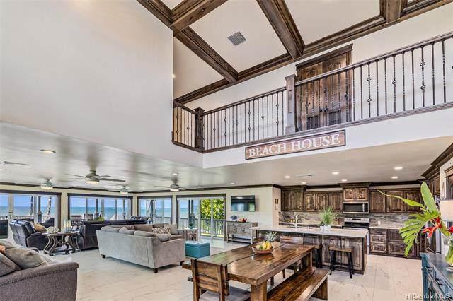 67-435 Waialua Beach Road M-2, Waialua, HI 96791 (MLS #202119004) :: Weaver Hawaii | Keller Williams Honolulu