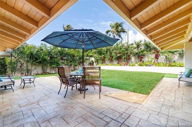 1016 Laukupu Way, Honolulu, HI 96825 (MLS #202119014) :: LUVA Real Estate