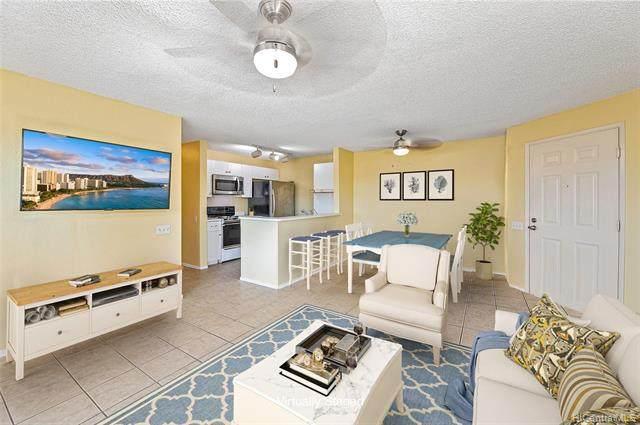 91-285 Hanapouli Circle 9B, Ewa Beach, HI 96706 (MLS #202119049) :: Corcoran Pacific Properties