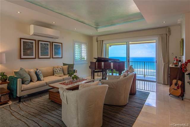 445 Maono Loop, Honolulu, HI 96821 (MLS #202119078) :: LUVA Real Estate
