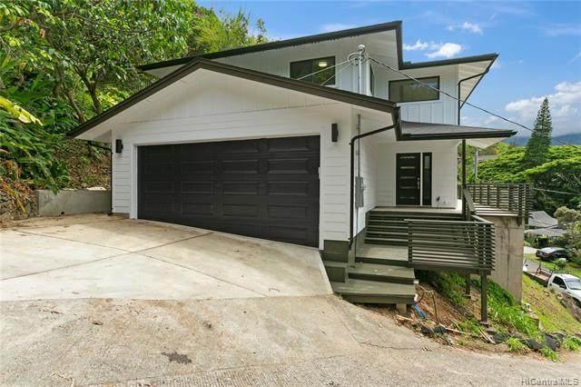 45-206 Kokokahi Place A, Kaneohe, HI 96744 (MLS #202119082) :: LUVA Real Estate