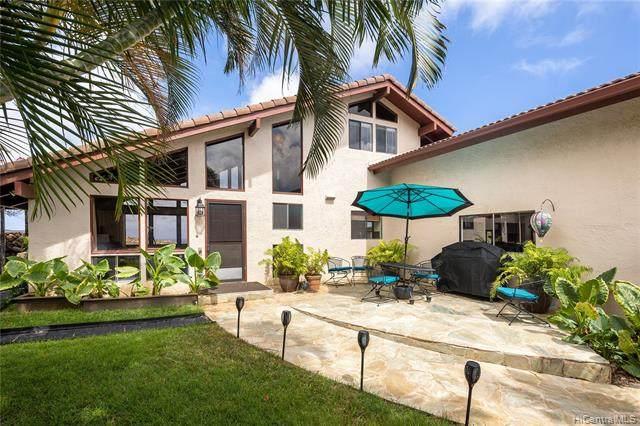 1080 Kaoopulu Place, Honolulu, HI 96825 (MLS #202119115) :: Team Lally