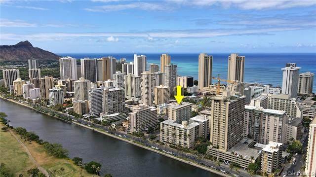444 Kanekapolei Street #211, Honolulu, HI 96815 (MLS #202119127) :: Keller Williams Honolulu
