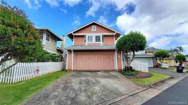 98-1810C Kaahumanu Street #4, Pearl City, HI 96782 (MLS #202119140) :: Weaver Hawaii | Keller Williams Honolulu