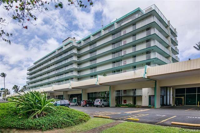 53-567 Kamehameha Highway #509, Hauula, HI 96717 (MLS #202119164) :: Island Life Homes