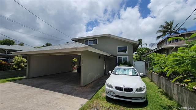 461 Kawailoa Road D, Kailua, HI 96734 (MLS #202119172) :: Keller Williams Honolulu