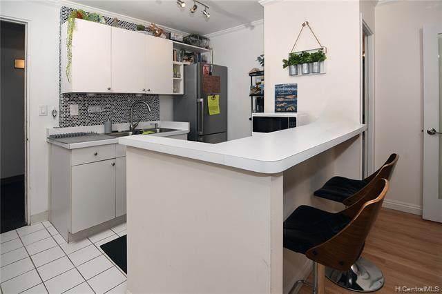 1535 Pensacola Street #1012, Honolulu, HI 96822 (MLS #202119173) :: LUVA Real Estate