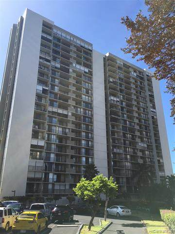 98-500 Koauka Loop 16B, Aiea, HI 96701 (MLS #202119184) :: LUVA Real Estate