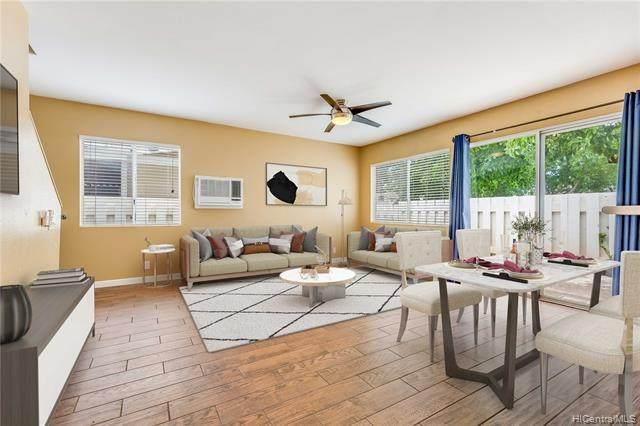91-209 Hulihana Place #3, Ewa Beach, HI 96706 (MLS #202119185) :: Compass