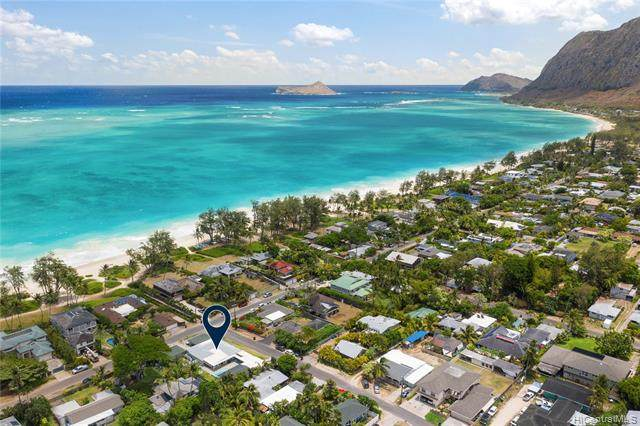 41-972 Laumilo Street, Waimanalo, HI 96795 (MLS #202119197) :: Island Life Homes