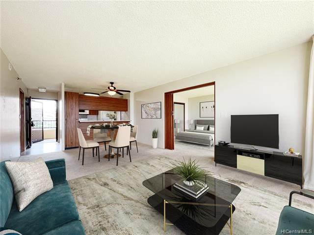 5080 Likini Street 1216 S, Honolulu, HI 96818 (MLS #202119209) :: LUVA Real Estate