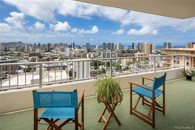 999 Wilder Avenue #1202, Honolulu, HI 96822 (MLS #202119210) :: Keller Williams Honolulu