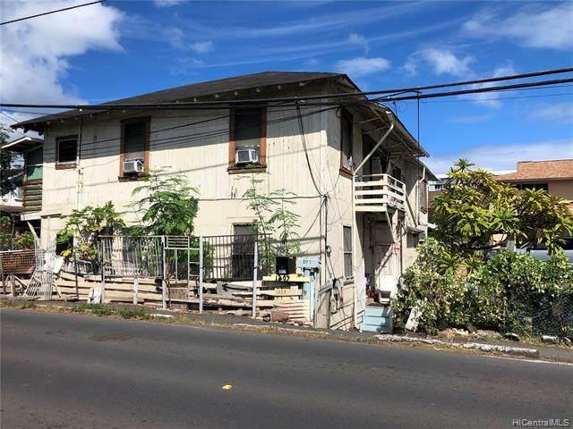 1207 Palama Street, Honolulu, HI 96817 (MLS #202119225) :: Compass