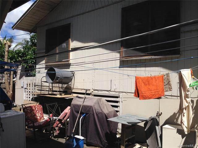 1213-C Palama Street, Honolulu, HI 96817 (MLS #202119232) :: Compass