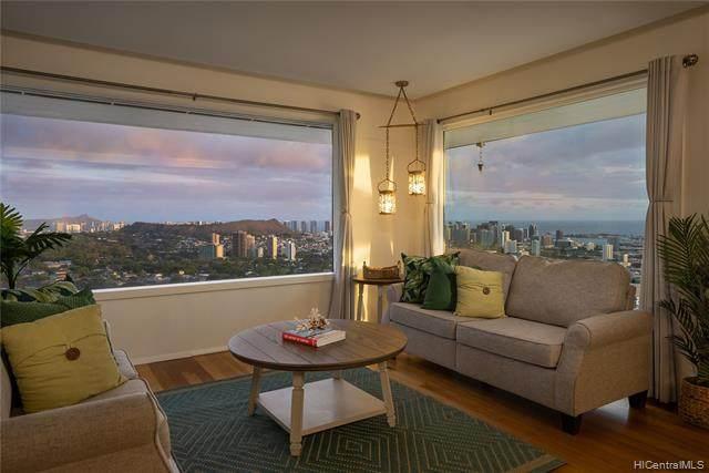 1172 Kaumailuna Place, Honolulu, HI 96817 (MLS #202119252) :: Island Life Homes