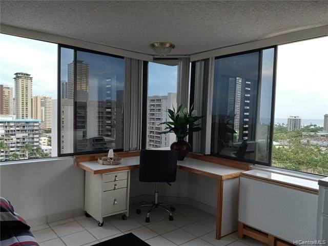 444 Niu Street #1806, Honolulu, HI 96815 (MLS #202119258) :: Compass