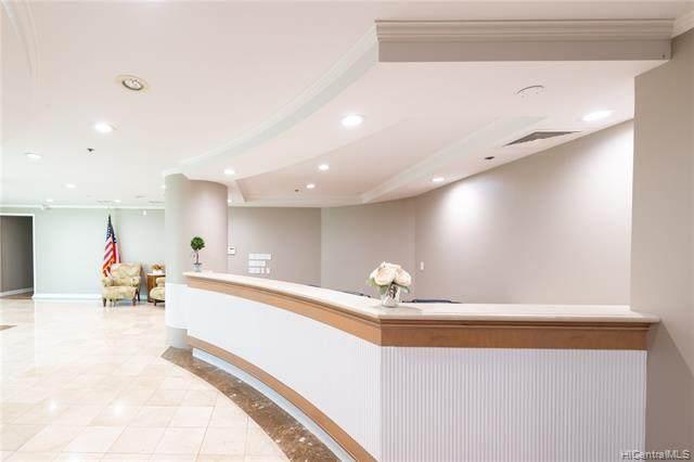 1330 Ala Moana Boulevard #9, Honolulu, HI 96814 (MLS #202119263) :: Corcoran Pacific Properties