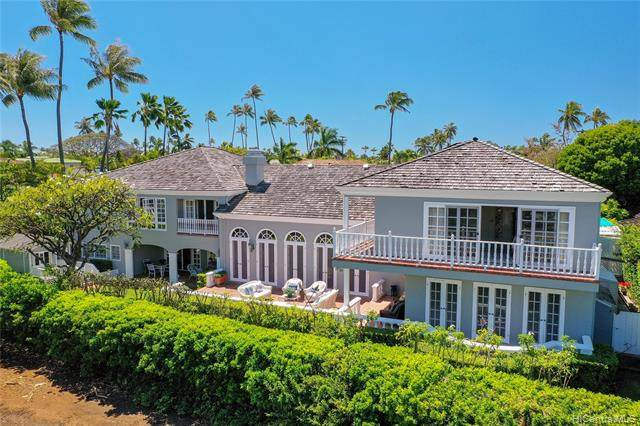 929 Kealaolu Place, Honolulu, HI 96816 (MLS #202119292) :: LUVA Real Estate