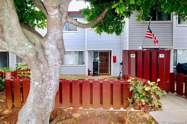 92-1246 Makakilo Drive #60, Kapolei, HI 96707 (MLS #202119294) :: Weaver Hawaii   Keller Williams Honolulu