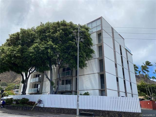 3151 Monsarrat Avenue #102, Honolulu, HI 96815 (MLS #202119311) :: Team Lally