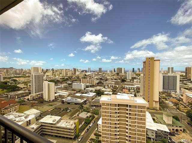 1630 Liholiho Street #2405, Honolulu, HI 96822 (MLS #202119312) :: Keller Williams Honolulu