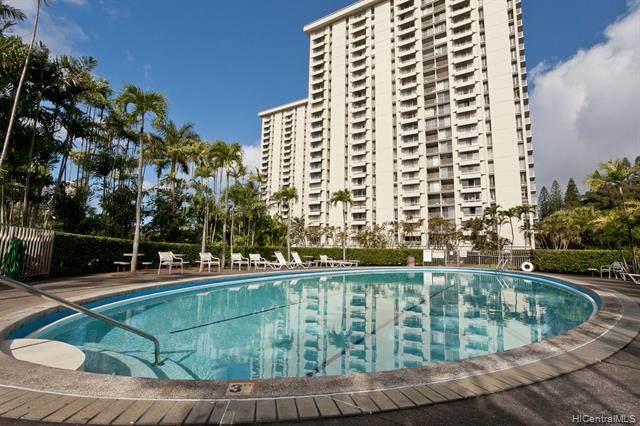 1511 Nuuanu Avenue #629, Honolulu, HI 96817 (MLS #202119334) :: Keller Williams Honolulu